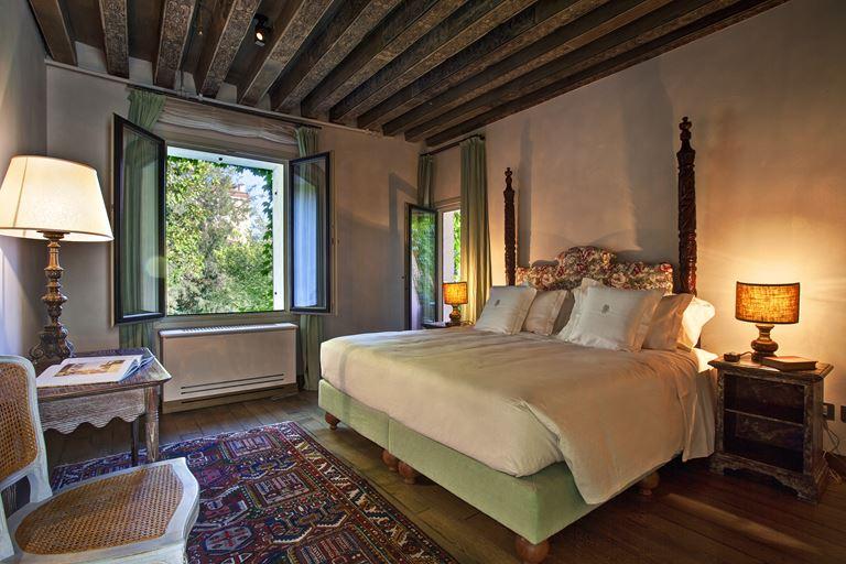 Villa F – отдых в Венеции в атмосфере старинной виллы - фото - КОРАЛЛО («КОРАЛЛ»)