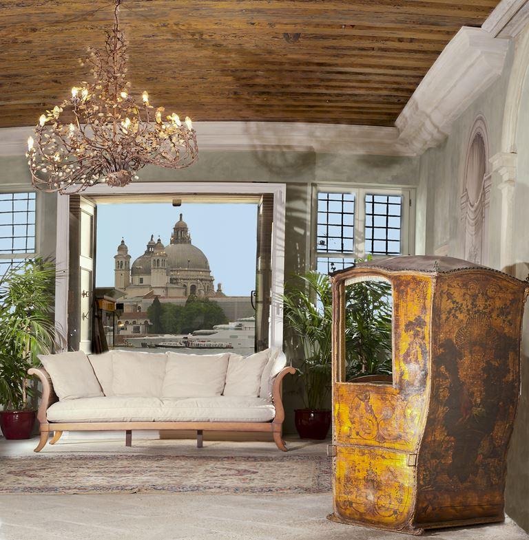Villa F – отдых в Венеции в атмосфере старинной виллы - фото - АПАРТАМЕНТЫ F