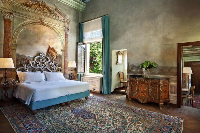 Villa F – отдых в Венеции в атмосфере старинной виллы - фото - ДЗАФФИРО («САПФИР»)