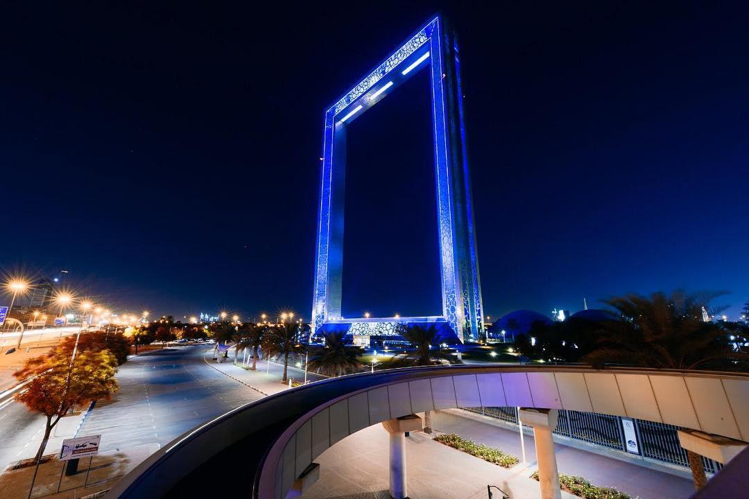 Insta-вдохновение: 5 мест в Дубае для лучших ракурсов башни Бурдж-Халифа - Дубайская Рамка