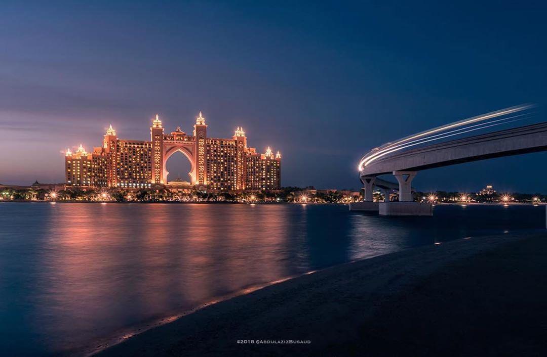 Insta-места: где делать фото красивых закатов в Дубае – Район The Pointe
