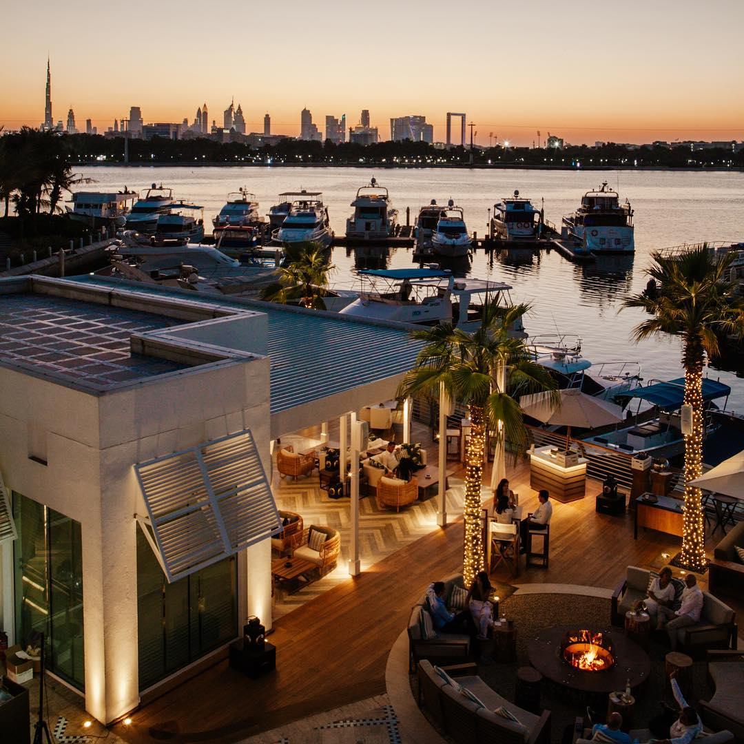 Insta-места: где делать фото красивых закатов в Дубае – Отель Park Hyatt Dubai
