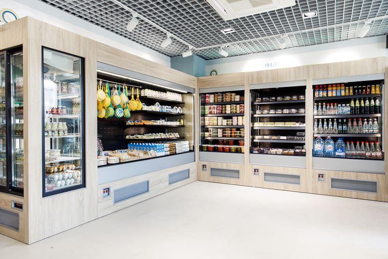 магазин кошерных продуктов «Вкусная жизнь» компании Pinhas - фото 2