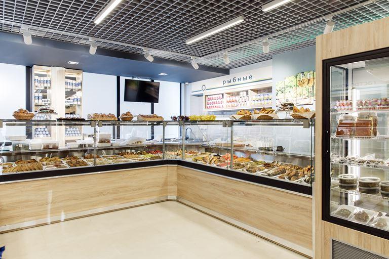 магазин кошерных продуктов «Вкусная жизнь» компании Pinhas - фото 4