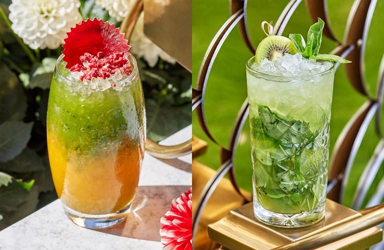 Новые охлаждающие напитки в ресторанах ERWIN.РекаМореОкеан и ERWIN.Река