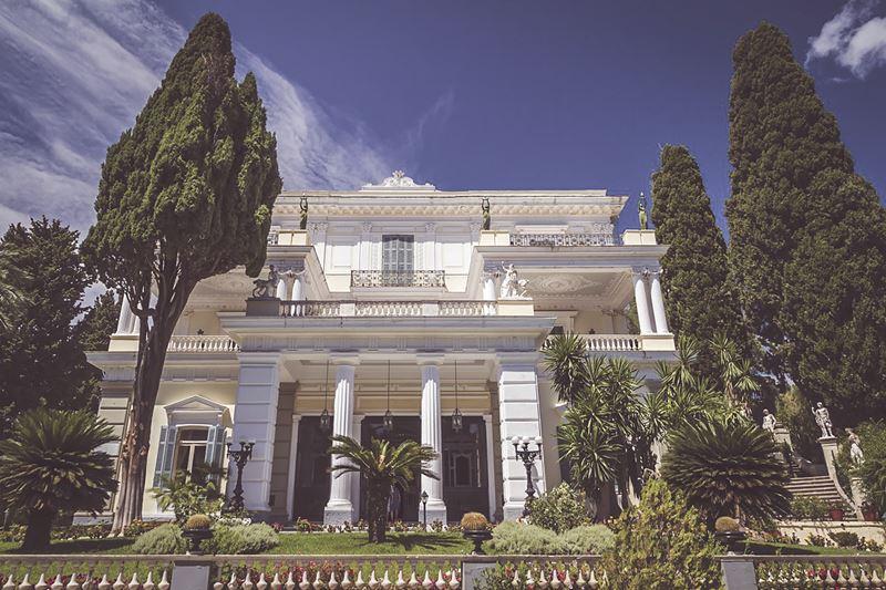 Знакомство с Корфу (Греция) с курортом Domes Miramare, a Luxury Collection Resort - Destination Discoveries