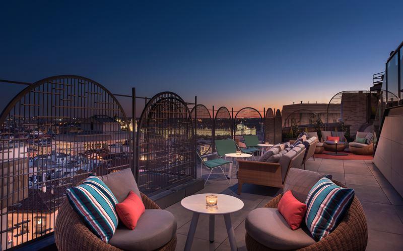 Новый отель в Мадриде: стильный Aloft Madrid Gran Via с бассейном на крыше - фото 3