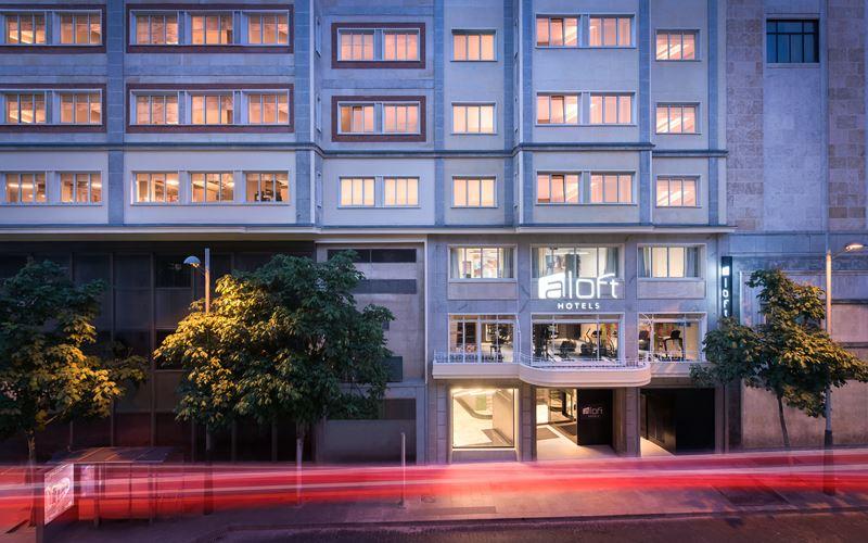 Новый отель в Мадриде: стильный Aloft Madrid Gran Via с бассейном на крыше - фото 1