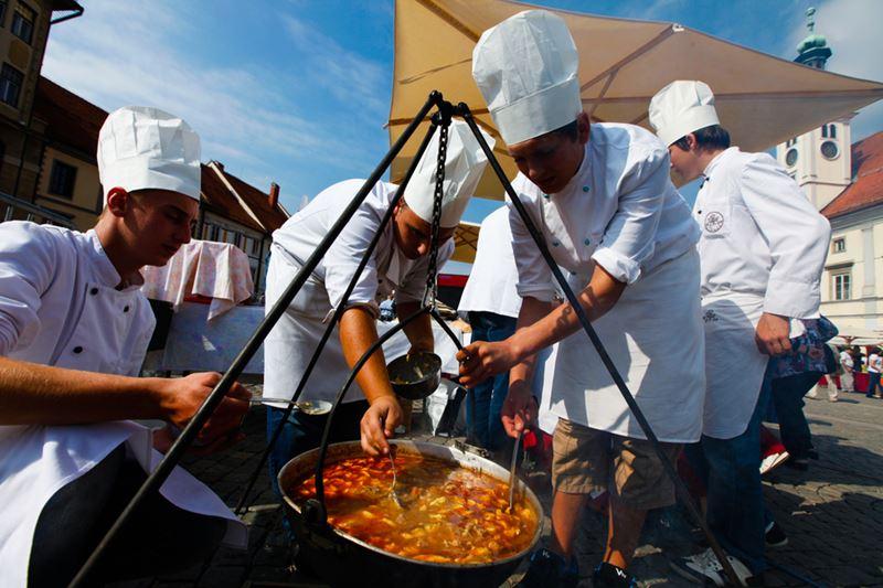 Балканское гастрономическое путешествие: кулинарные традиции и фестивали Словении - фото 4