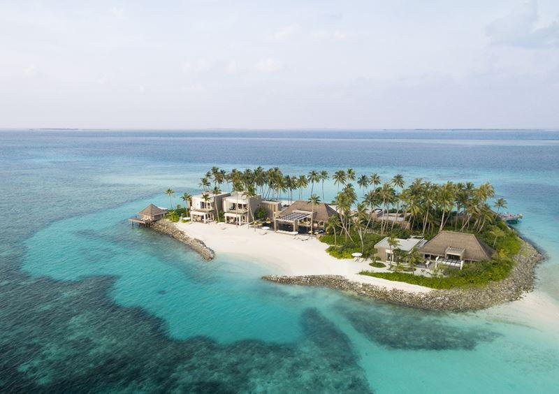 Курортный отель Cheval Blanc Randheli, Мальдивы - фото 1