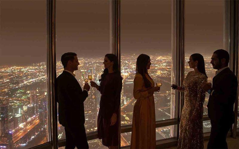 The Lounge Burj Khalifa: самый высокий в мире лаундж открылся в Дубае - фото 3