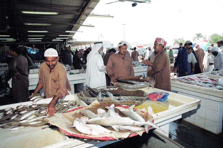 Нетуристический Дубай: куда пойти и чем заняться - Лучшая рыба в городе