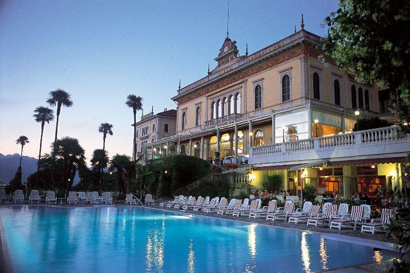 Grand hotel Villa Serbelloni на озере Комо в рейтинге Condé Nast Traveller Reader's Choice Awards 2019