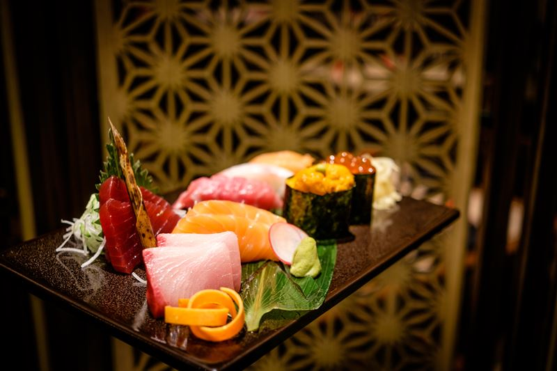 Звезда «Мишлена» и коллекция саке: The Japanese Restaurant отеля The Chedi Andermatt - фото 2