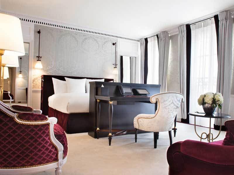 La Réserve Paris Hotel and Spa - «Лучший отель в Париже-2019»