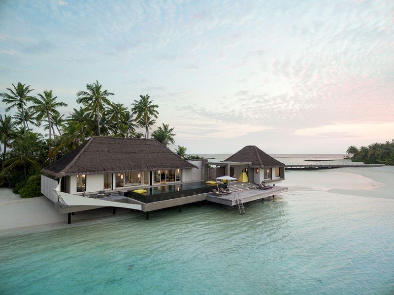 Курортный отель Cheval Blanc Randheli, Мальдивы - фото 2