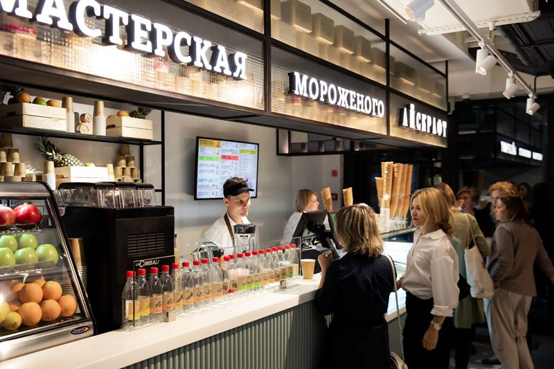 Открытие гастромаркета «Балчуг» в Москве - фото 4