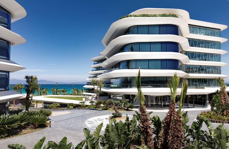 Новый курорт Турции 2019 – Reges, a Luxury Collection Resort & Spa, Çeşme - фото 1