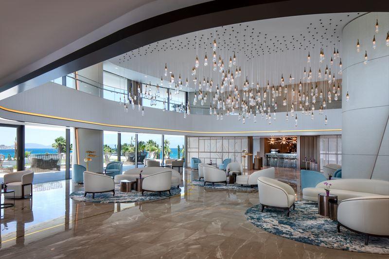 Новый курорт Турции 2019 – Reges, a Luxury Collection Resort & Spa, Çeşme - фото 6