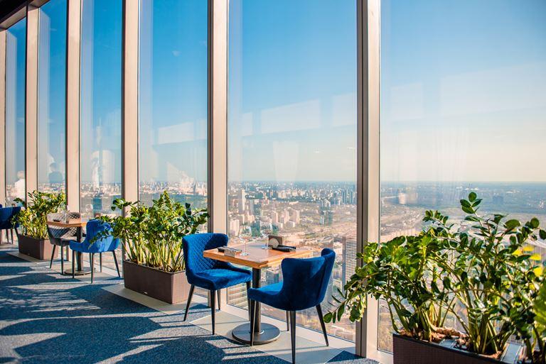 Ресторан «360»: авторская кухня с панорамным видом на Москву - фото 2