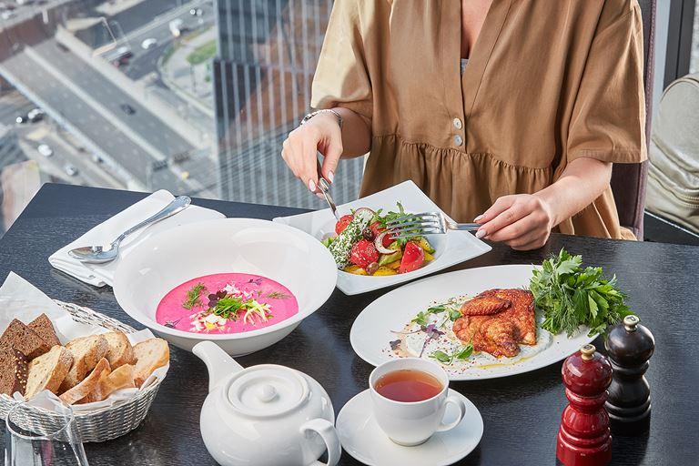 Рецепты блюд бизнес-ланча из меню ресторана Sixty (Москва-Сити) - фото 3