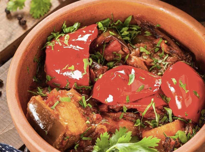 5 рецептов блюд с помидорами от ресторанов Москвы - Аджапсандал