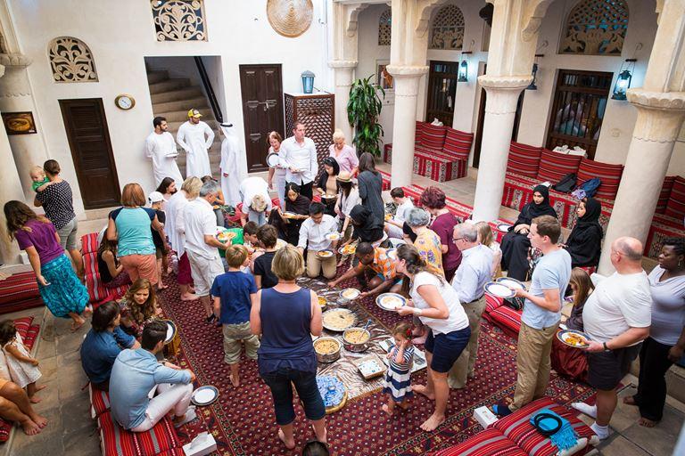 Нетуристический Дубай: куда пойти и чем заняться - Эмиратская культура