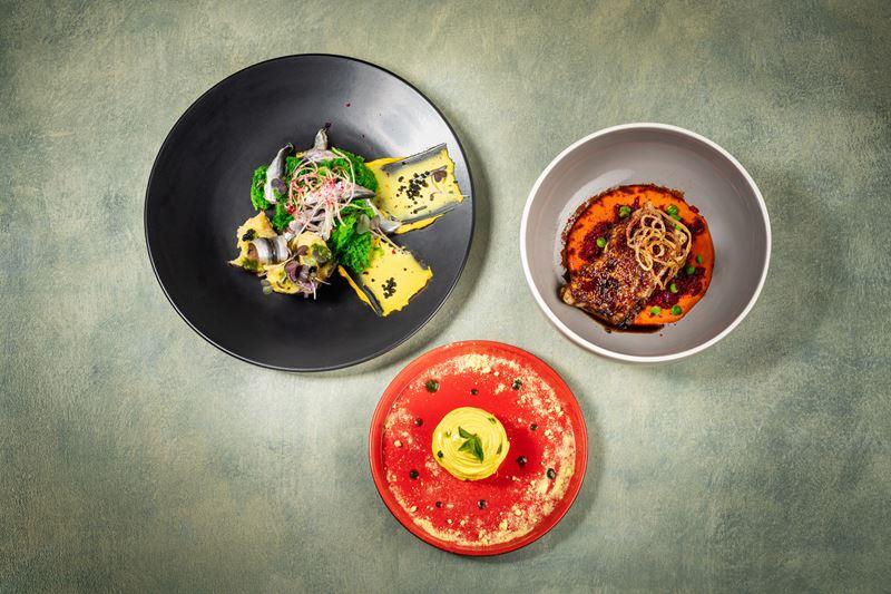 Фестиваль Set-o-Mania в ресторанах (август 2019) - Яркие акценты знакомых блюд в ресторане «Шинок»