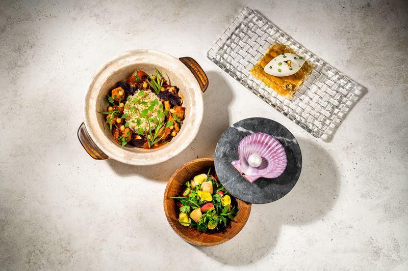 Фестиваль Set-o-Mania в ресторанах (август 2019) - Гастрономический Катар в ресторане «Турандот»