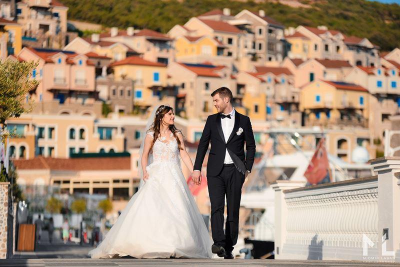 Свадьба в Черногории с отелем The Chedi Luštica Bay