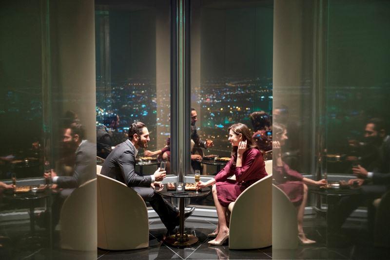 The Lounge Burj Khalifa: самый высокий в мире лаундж открылся в Дубае - фото 2