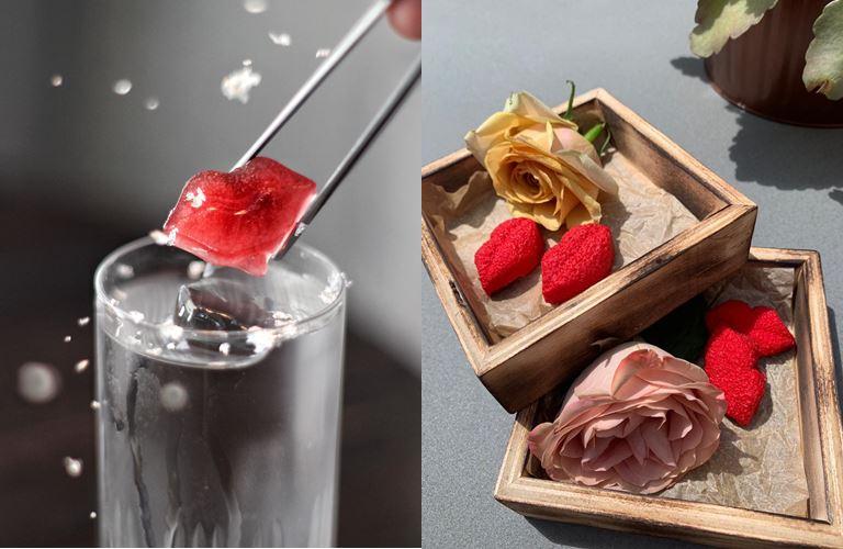 Коктейли и десерты ко Всемирному дню поцелуев в ресторанах Molto Buono 2.0 и La Fabbrica