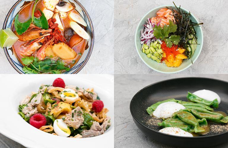 Лучшие блюда ресторанов White Rabbit Family на гастромаркете «Вокруг света» - фото 1
