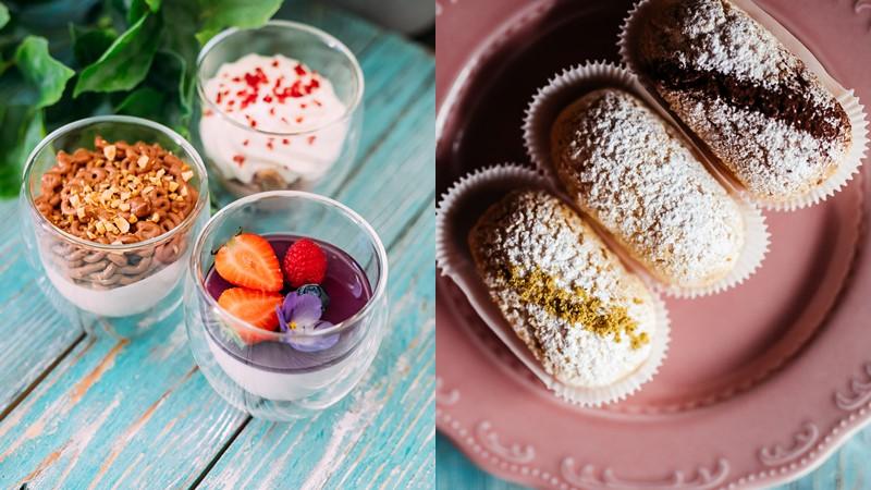 Авторские десерты в ресторане «Ялла» (Ростов-на-Дону) - фото 1