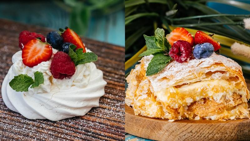 Авторские десерты в ресторане «Ялла» (Ростов-на-Дону) - фото 2