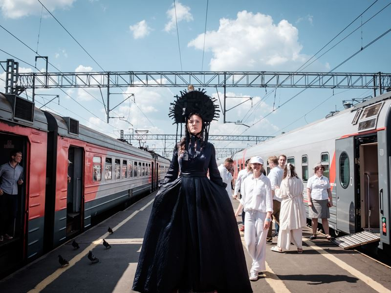 Фестиваль-путешествие «Человек мира-2019» - Состав мира (10 августа 2019) Москва — Суздаль