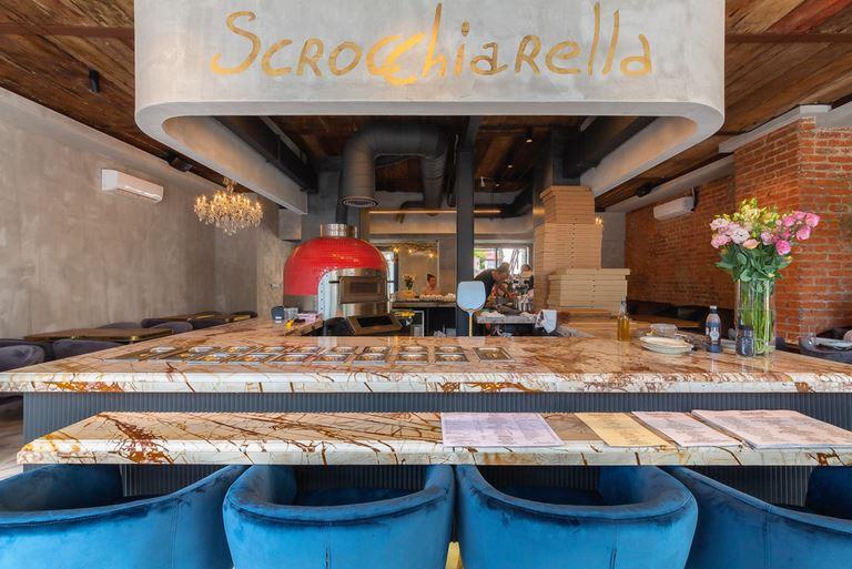 Новый ресторан итальянской кухни Scrocchiarella открылся в Москве - фото 1