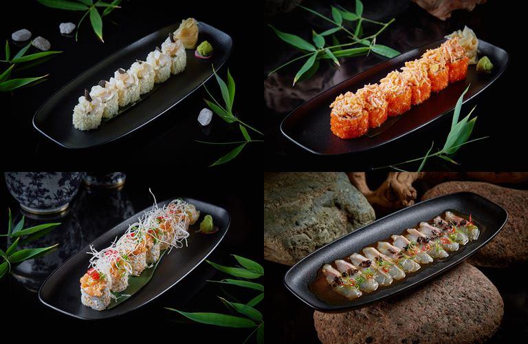 Японское меню в ресторане «Китайская грамота. Бар и Еда» в Барвихе - фото 1