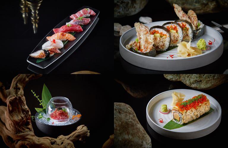 Японское меню в ресторане «Китайская грамота. Бар и Еда» в Барвихе - фото 2