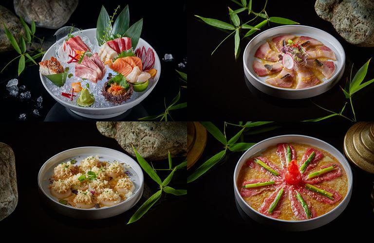 Японское меню в ресторане «Китайская грамота. Бар и Еда» в Барвихе - фото 3