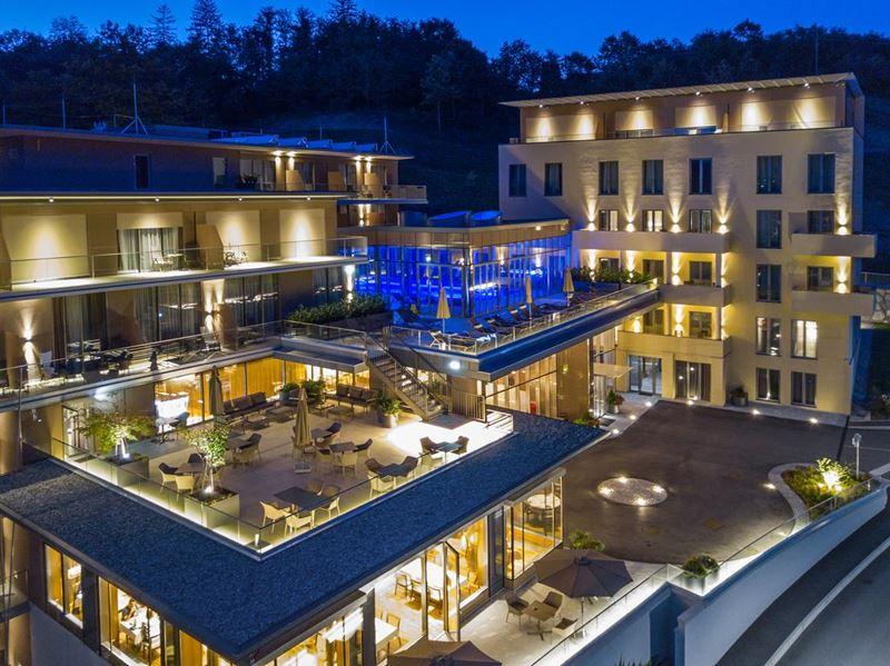 Рогашка Слатина – бальнеологический и спа-курорт в Словении - Atlántida Boutique Hotel