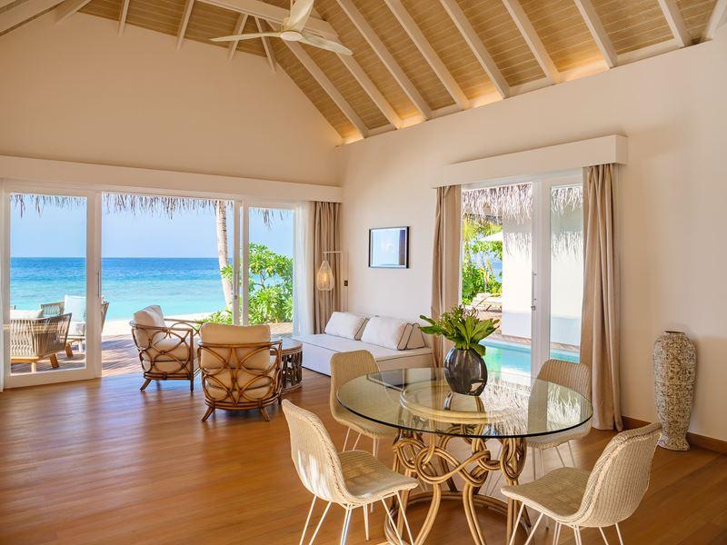 Baglioni Resort Maldives: частичка Италии в райских тропиках - фото 3