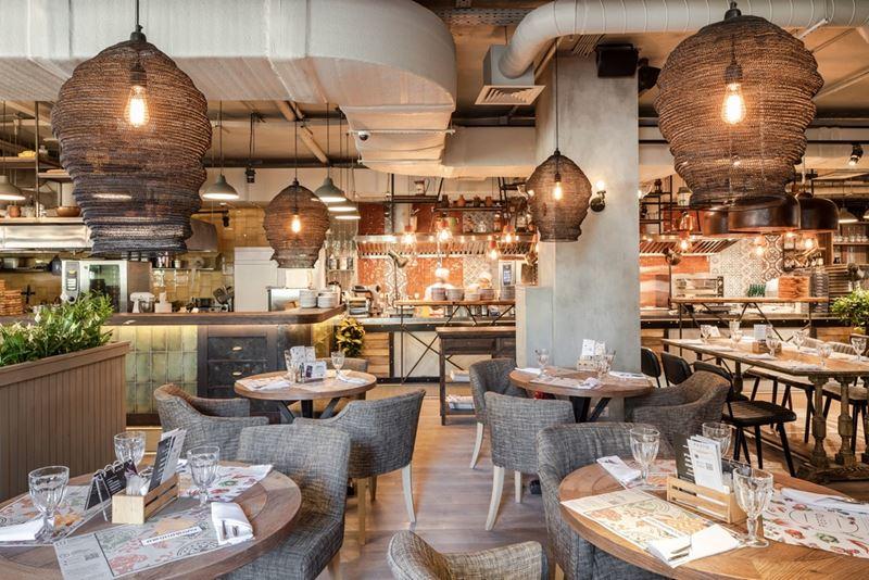 3 новых ресторана грузинской кухни «Джонджоли» открылись в Москве - фото 4