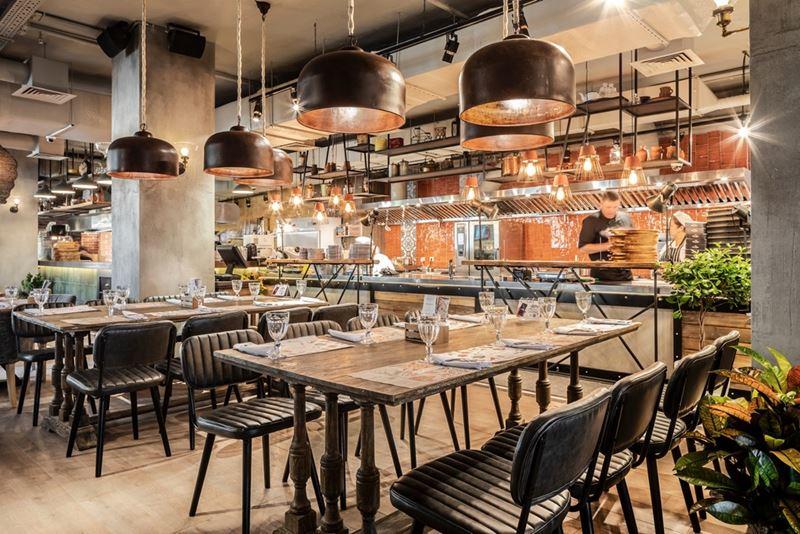 3 новых ресторана грузинской кухни «Джонджоли» открылись в Москве - фото 3