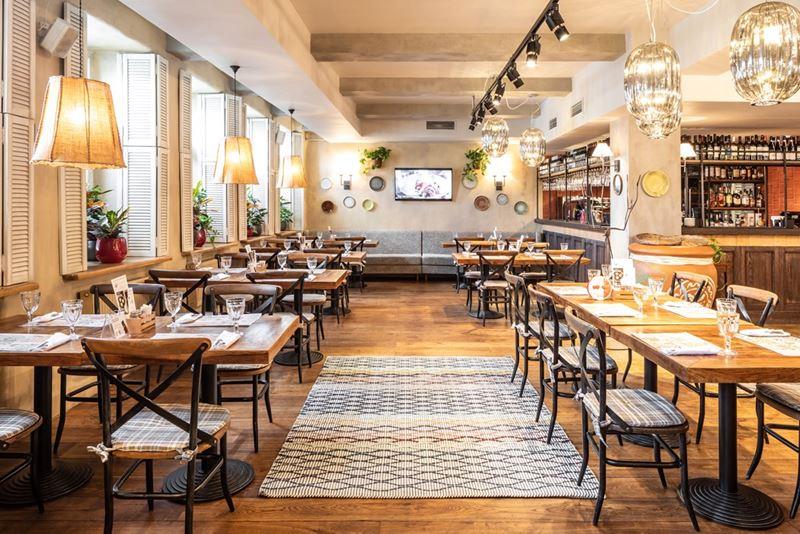 3 новых ресторана грузинской кухни «Джонджоли» открылись в Москве - фото 6