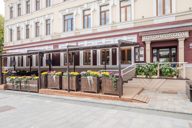 3 новых ресторана грузинской кухни «Джонджоли» открылись в Москве - фото 5