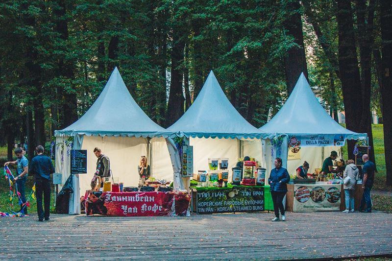 Фестиваль итальянской культуры Тьеполо-fest III (Москва, Архангельское, 14-15 сентября 2019) - фото 4