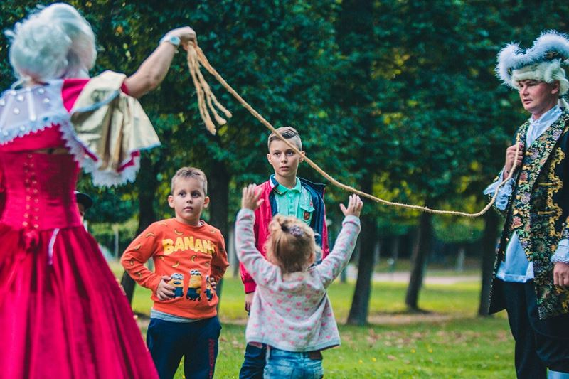 Фестиваль итальянской культуры Тьеполо-fest III (Москва, Архангельское, 14-15 сентября 2019) - фото 2