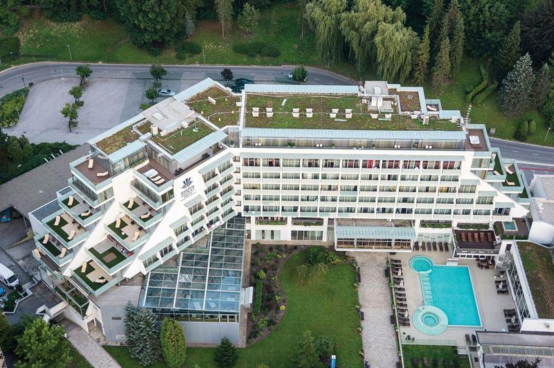 Рогашка Слатина – бальнеологический и спа-курорт в Словении - Grand Hotel Donat Superior