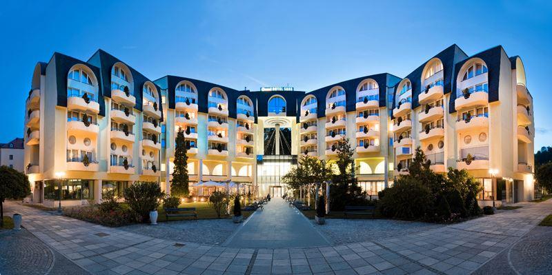 Рогашка Слатина – бальнеологический и спа-курорт в Словении - Grand Hotel Sava Rogaska